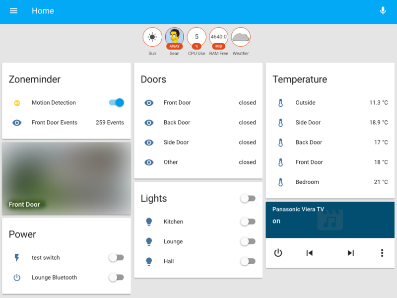 Home Assistant Review – Sean's Technical Ramblings