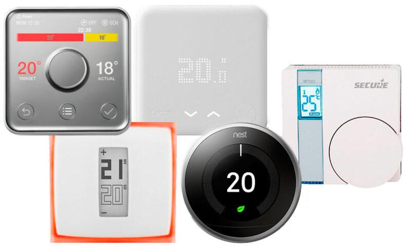 Choosing A Smart Thermostat  U2013 Sean U0026 39 S Technical Ramblings