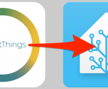Leaving SmartThings