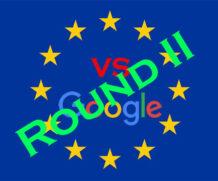 Google vs the EU – round II