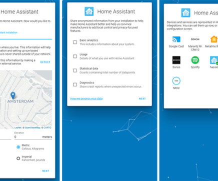 Getting started with Home Assistant